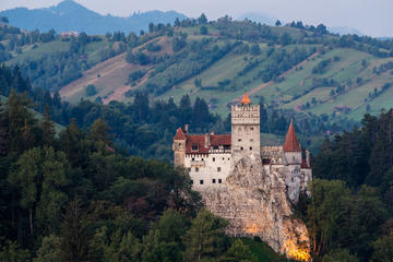 Private Trip to Dracula Castle and...