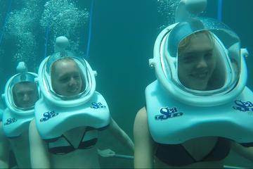 Underwater Walking Tour in Cham...