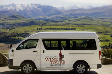 Full-Day Central Otago Wine Experience from Queenstown