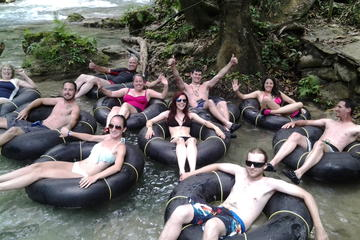 River Tubing and Dunn's River Falls Tour from Ocho Rios