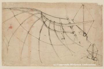 Leonardo da Vinci's Codex Atlanticus...