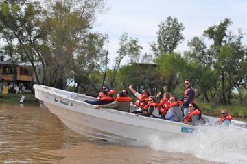 Boat Tour at Paraná River