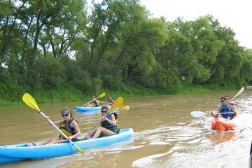 Kayak Tour at Paraná River