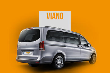 Berlin City Departure Private Transfer to Berlin Tegel Airport TXL in Luxury Van