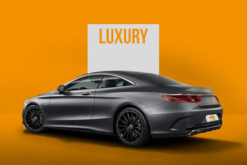 Berlin City Departure Private Transfer to Berlin Train Station in Luxury Car