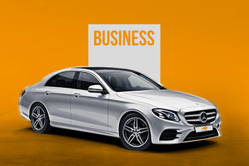 Berlin Tegel Airport TXL Arrival Private Transfer to Berlin City in Business Car