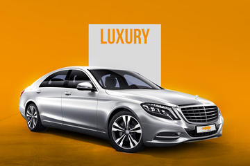 Berlin Train Station Arrival Private Transfer to Berlin City in Luxury Car