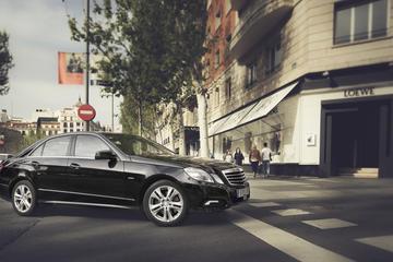 Departure Private Transfer Baku City to Baku Airport GYD in Business Car