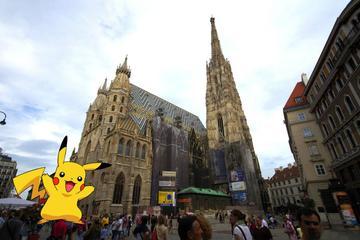 Vienna Pokémon GO Hunting Private Tour by Car Including WiFi