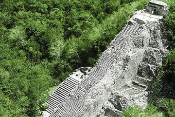 Coba, Tankah and Tulum Ruins from Akumal