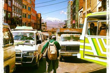 Walking Tour of La Paz
