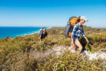 Tropical Treks Cooloola Great Walk, Noosa, Queensland, Australia