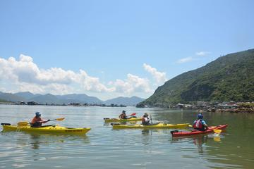 A Full Day Sea Kayak Tour At North Lamma Island Hong Kong
