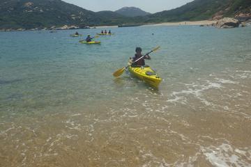 A Full Day Sea Kayaking and Hiking Tour at Lamma Island Hong Kong