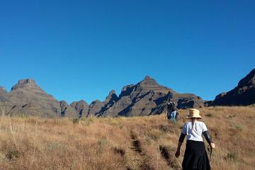 3-Day Guided Hike in the Drakensberg...