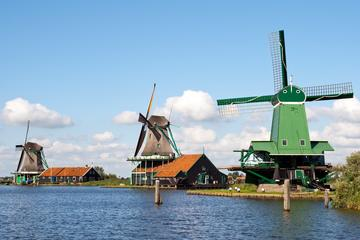 Hop-On Hop-Off 1-Day Dutch Countryside Tour from Amsterdam