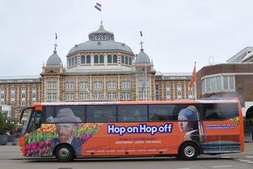 Hop-On-Hop-Off Dutch Intercity Tour...