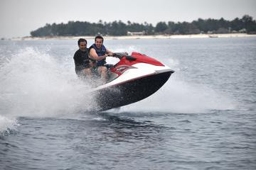 Jet Ski Guided Tour in Tumbatu Island...