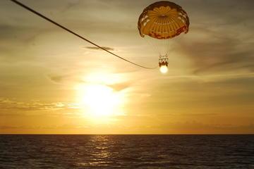 Parasailing Experience in Zanzibar...