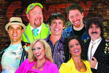 Day Trip Comedy Jamboree near Branson, Missouri