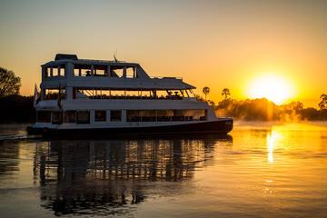 Zambezi River Sunset Cruise from...