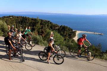 Split city bike tour