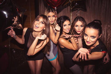 VIP Entry to 4 of Hollywood's Hottest Nightclubs