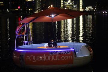 Noosa Aqua Donut BBQ Boat Hire