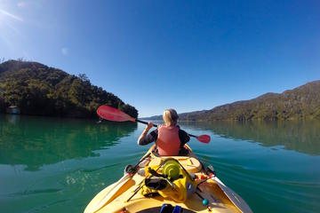 Full-Day Guided Sea Kayaking Trip...