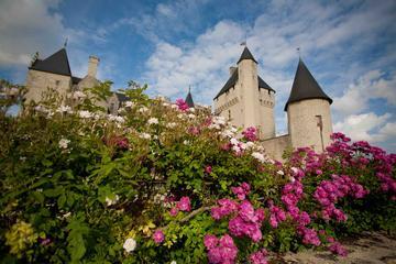 Loire Valley Chateau du Rivau and...