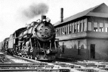 Baltimore and Ohio Railroad Escape...