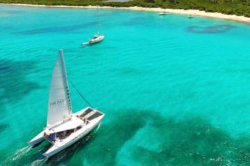 Catamaran Sail and Snorkel in Fajardo