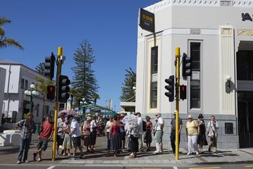Guided Walk of the Napier Art Deco...