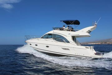 El Puertito Beach Private Yacht Charter