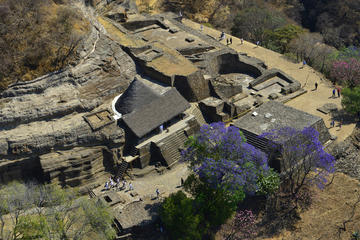 Cultural tour in Malinalco from Mexico City