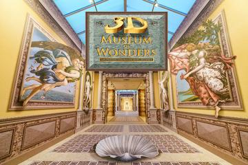 3D Museum of Wonders Admission Ticket