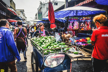 Private Half-Day Food Tasting and Cultural Walking Tour in Chiang Mai