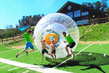 Day Trip Zorbing at Outdoor Gravity Park in Pigeon Forge near Pigeon Forge, Tennessee