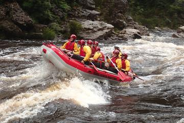 King River White Water Raft Journey...