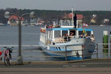 Idyllic Havel Lakes Boat Cruise in Berlin