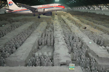One Day Xian Terracotta Warriors Tour from Beijing Including Round Trip Airfares