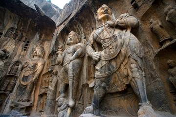 Private All Inclusive Luoyang Tour of Shaolin Temple & Longmen Grottoes