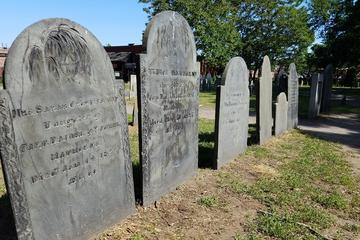 Day Trip Historical Salem Cemetery Walking Tour near Salem, Massachusetts