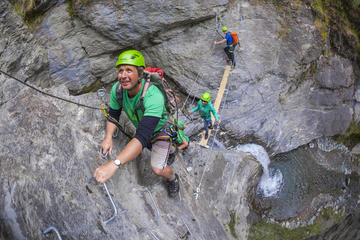 Half-Day Via Ferrata Climbing Tour...