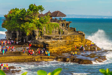 Private Bali Tanah Lot Sunset Full Day Trip