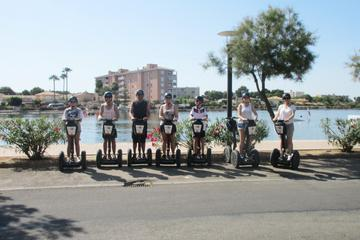 Segway Lake Tour in Alcudia