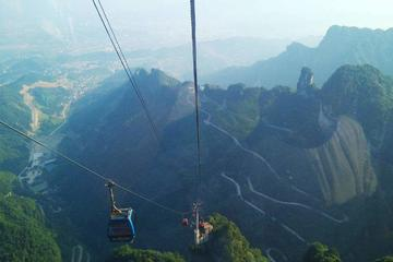 Full-Day Private Tour of Tianmen Mountain