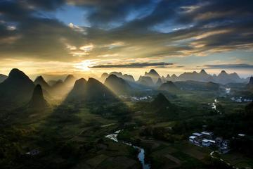 Half day Yangshuo Cuiping hill Sunset Private Tour