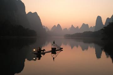 Half-day Yangshuo Xingping Sunrise with the Fishing Man Private Tour
