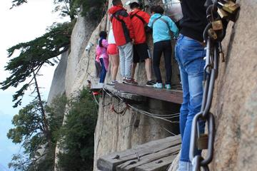Hua Shan Mountain Private day Tour